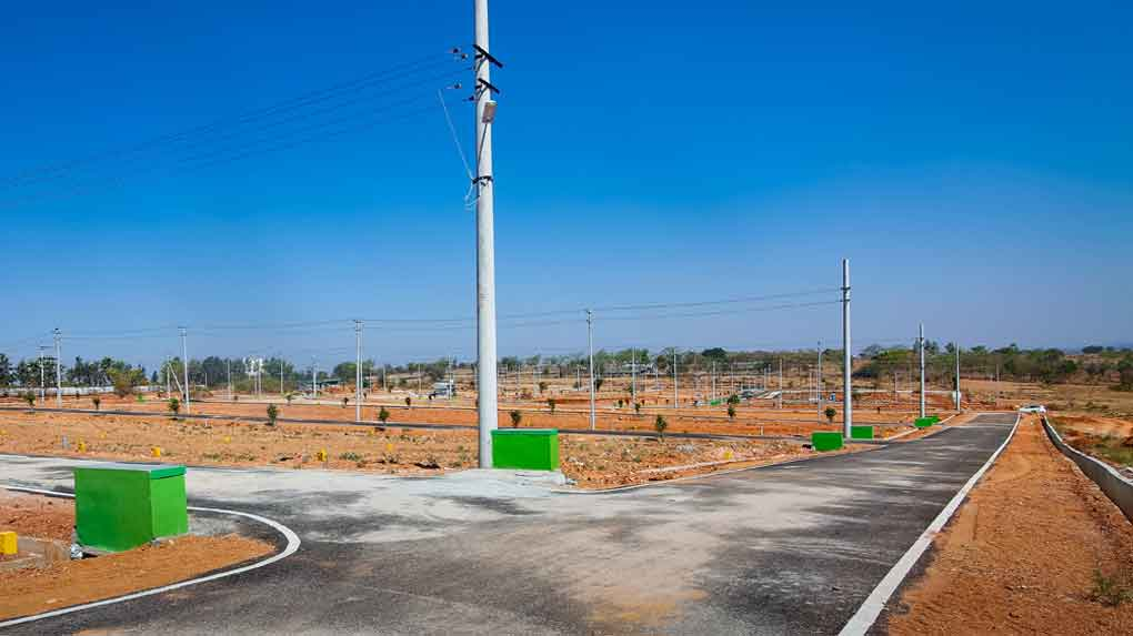 GREEN PARK -  Buy Approved Land in Mysore