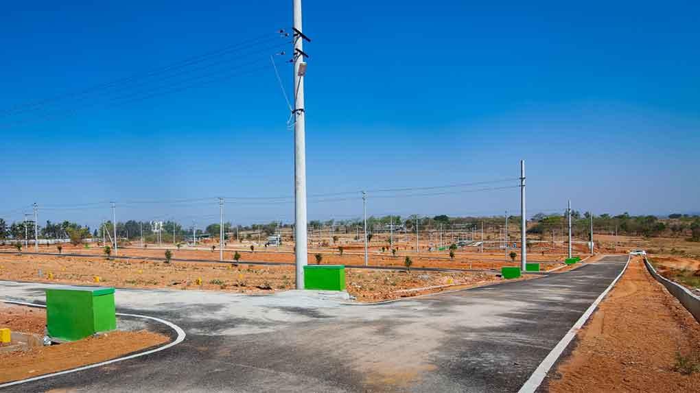 GREEN PARK - Residential Plots in Mysore