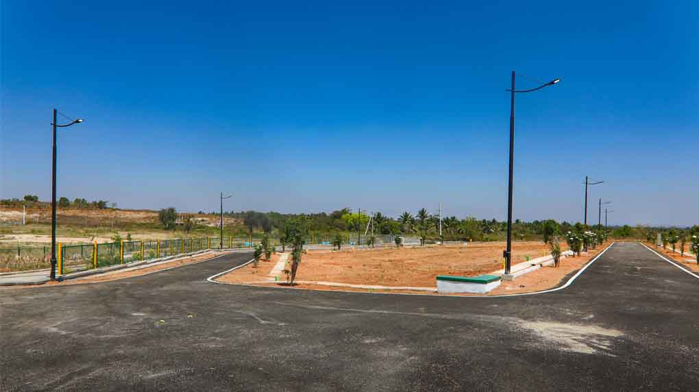 SPRING MEADOWS -  Land for sale in Mysore